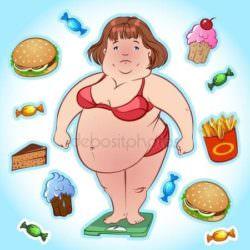 Как быть, когда вес пополз вверх?