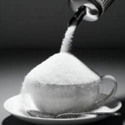 Сахар — главная причина лишнего веса