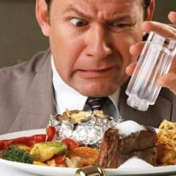 Жизнь без соли ради похудения