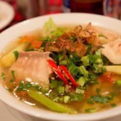 Рыбный суп по-китайски
