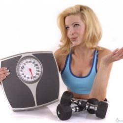 Минус 5 кг лишнего веса за две недели