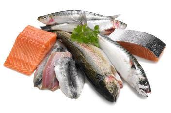 рыба - источник витаминов
