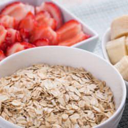 Сбалансированное питание накануне критических дней: меню на день
