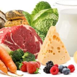 Замените вредные продукты полезным питанием