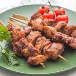 Шашлык из индейки: полезно и вкусно