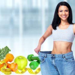 Как похудеть на 15 кг за пару месяцев