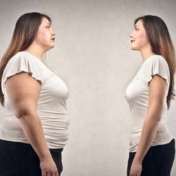 Простой и эффективный способ похудеть — Представь себя стройным!