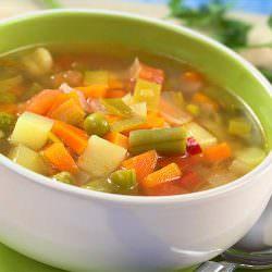 Уроки правильного питания. Урок № 18 Суп для похудения… Полезен ли он для тех, кто хочет сбросить и удержать вес!?
