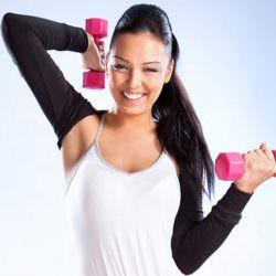 Набор упражнений для женщин