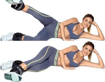 упражнения для похудения женщин в домашних условиях