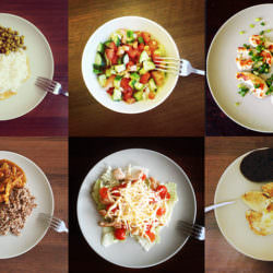 Какими должны быть порции, чтобы похудеть?