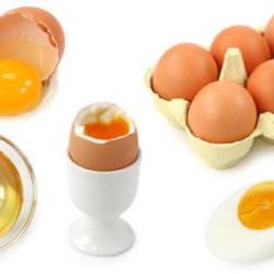Яйца в рационе — залог стройности
