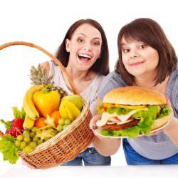 2 месяца здорового питания — минус 9 кг