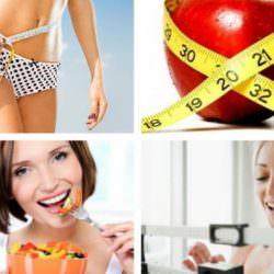 Первая неделя похудения — первый шаг к стройности