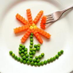 Блог худеющего: как сделать овощной салат вкусней