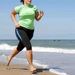 Жажда движений во время похудения