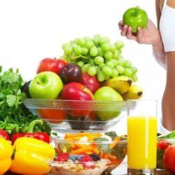 Пищевой рацион для похудения на 1 день
