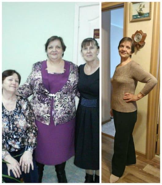 Вера минус 77 кг