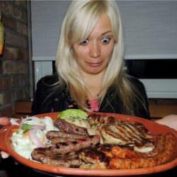 Как определить свою правильную порцию еды