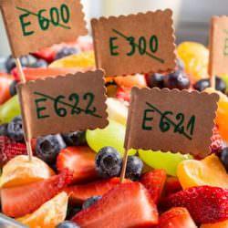 Таинственная Е в продуктах питания