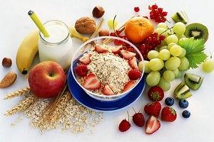 Правильное питание. Фото